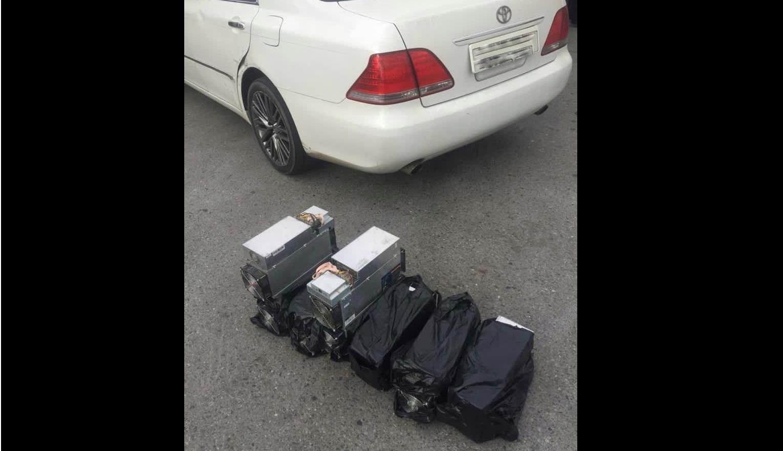 Абхазские таможенники пресекли очередную попытку контрабанды майнеров