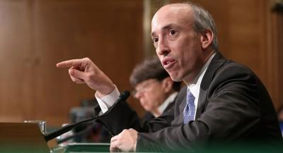 Глава SEC сравнил стейблкоины с ценными бумагами